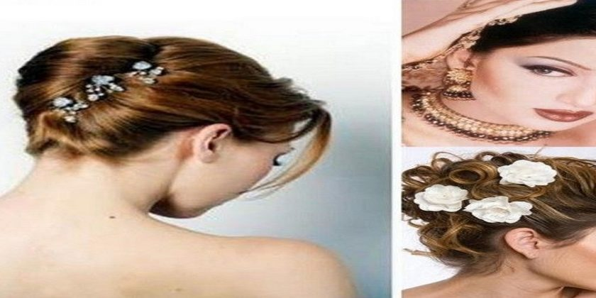 10 Bridal Hair Styles For Wedding And Reception