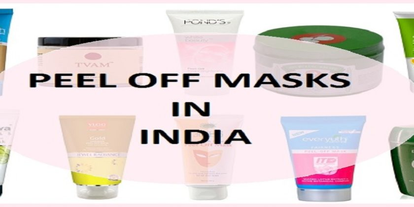 Best Peel off masks for women in India 3669fa886
