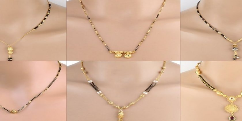 20 Top Short Mangalsutra Designs For Daily Wear