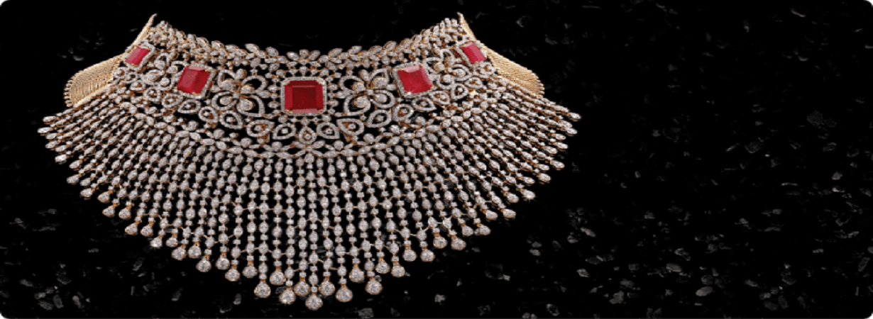 5 Latest Uncut Diamond Necklace for Brides