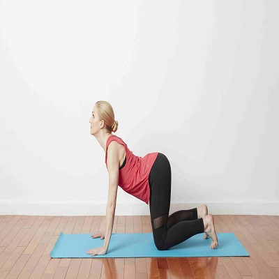 7 best exercises and stretches to relieve gas and bloating
